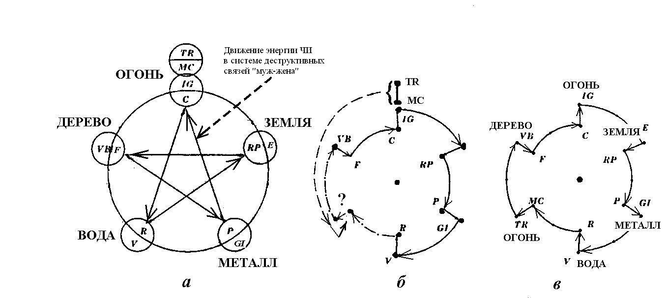 график очищения организма