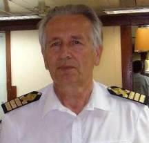 знакомство с капитаном дальнего плавания